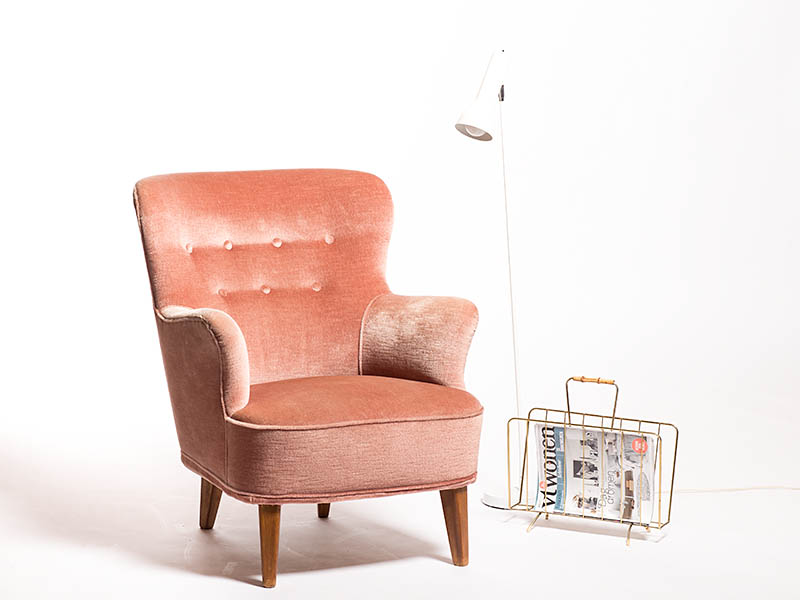 Leren Dames Fauteuil.Artifort Theo Ruth Dames Fauteuil Sold Vintage Furniture Base