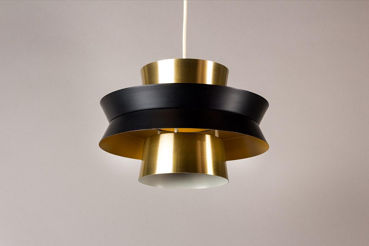 Vintage Rotterdam Meubels : Carl thore messing trava hanglamp * sold vintage furniture base