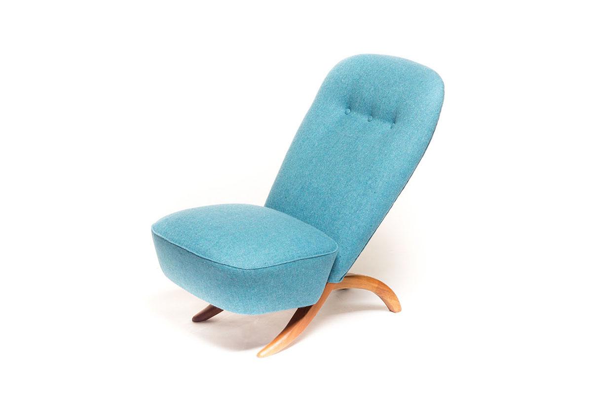 Artifort Bureaustoel Vintage.Vintage Artifort Congo Chair Sold Vintage Furniture Base