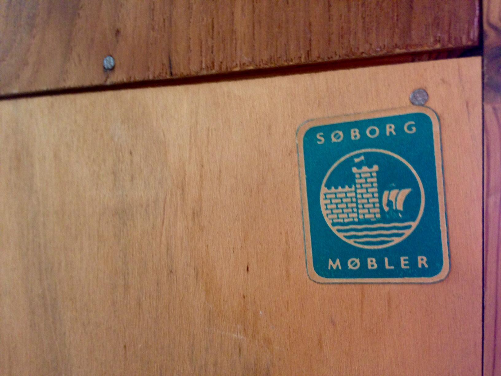 Borge-Mogensen-Soborg-label