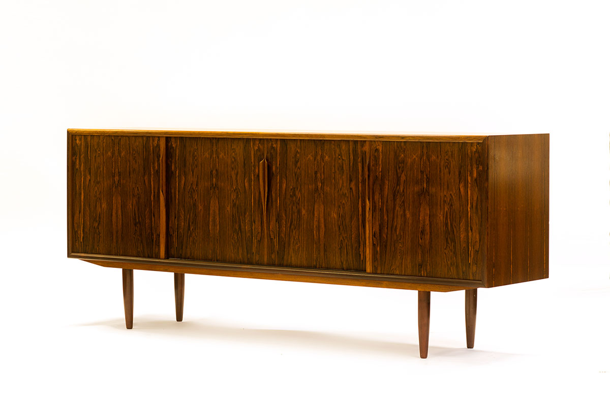 Danish Design Meubels : Rosewood gunni omann sideboard for axel christensen *sold