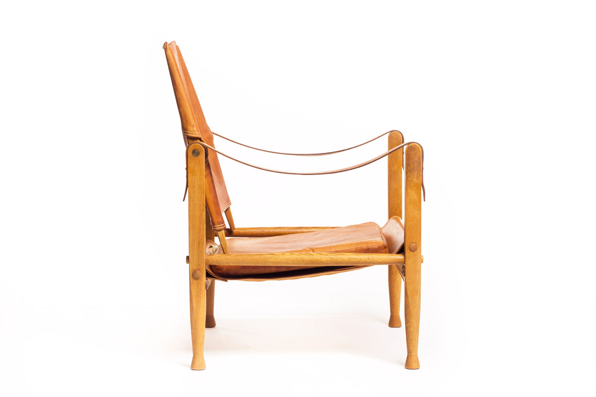 Danish Design Meubels : Vintage safari chair by kaare klint for rud rasmussen *on hold